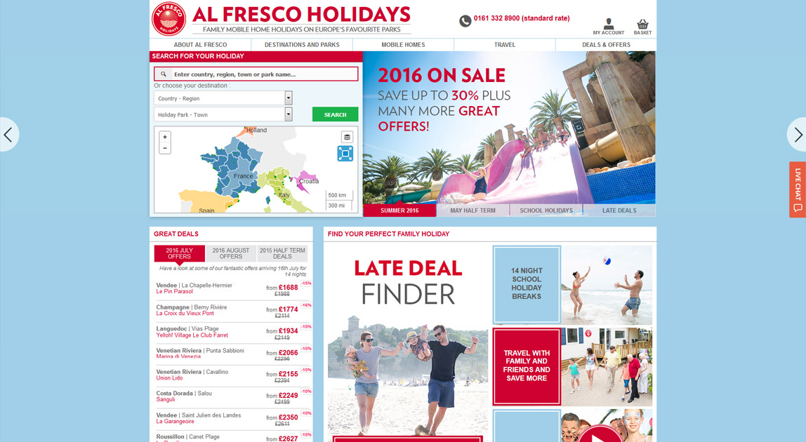www.alfresco-holidays.com